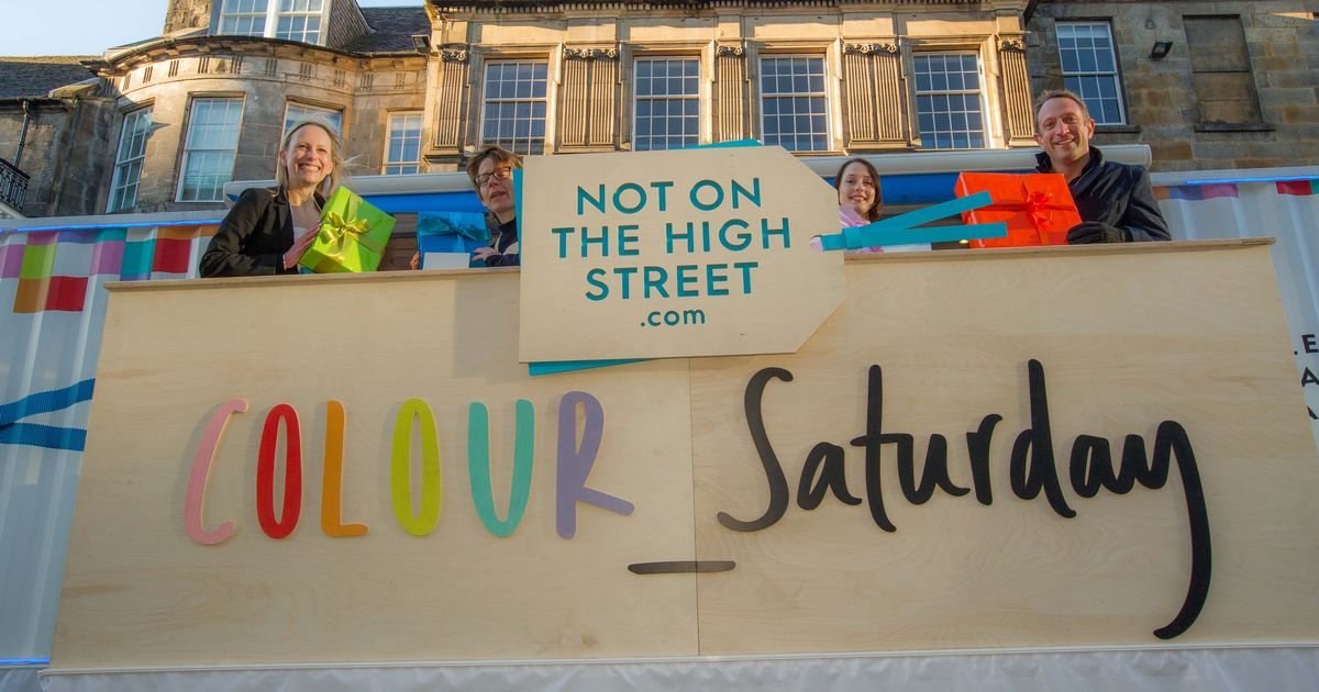 Colour Saturday