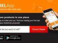 NobelCom App
