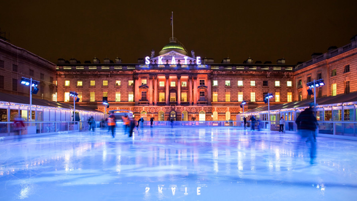 Ice SKating London