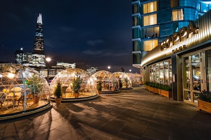 Restaurants Near Embankment London