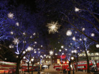 Top Christmassy things to do in London
