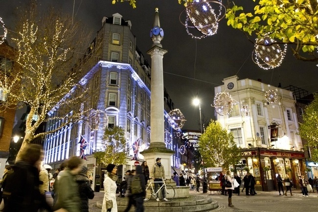 Start the Festive Season With Style in Seven Dials