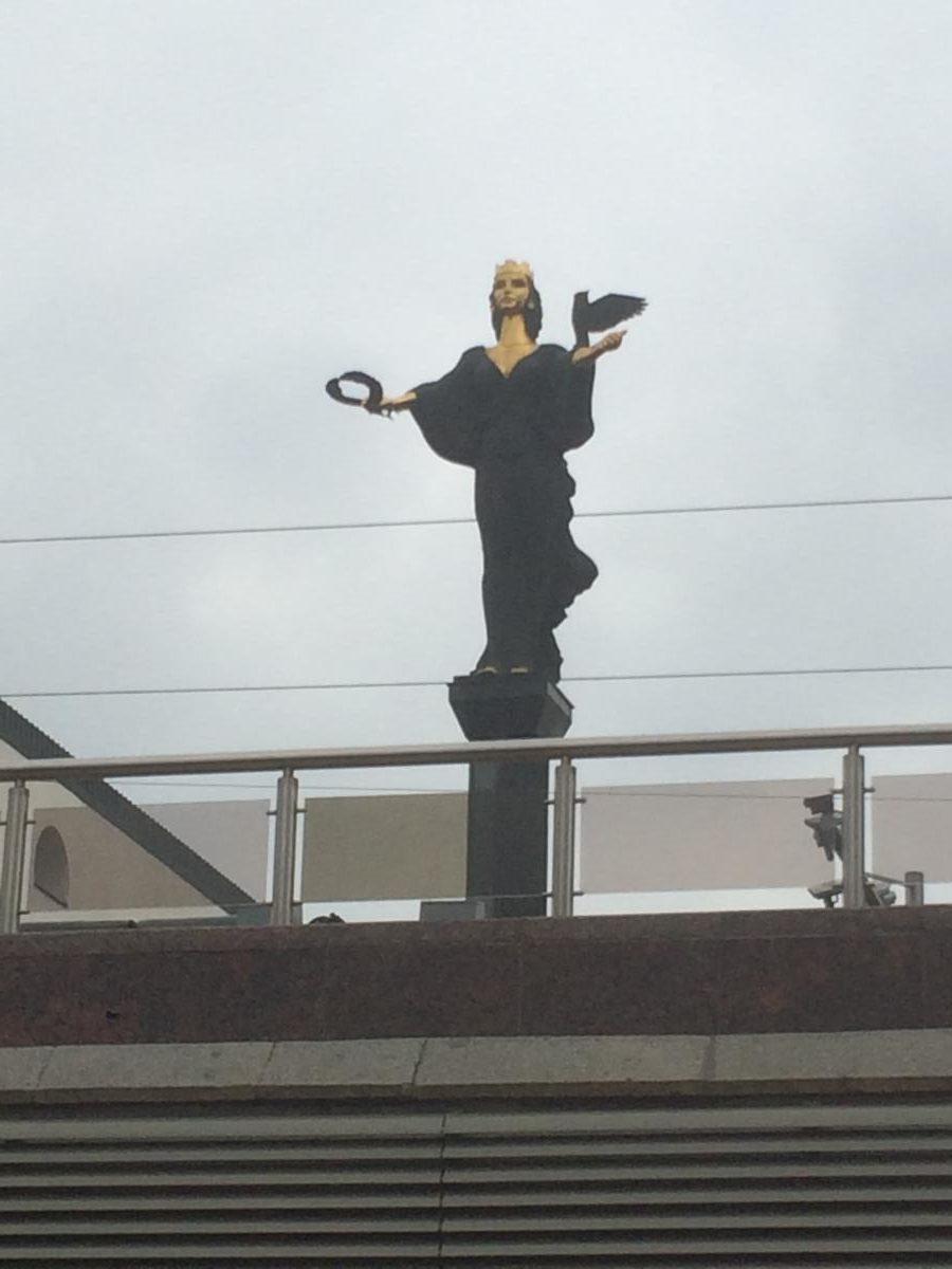 St Sophia Statue in Sophia
