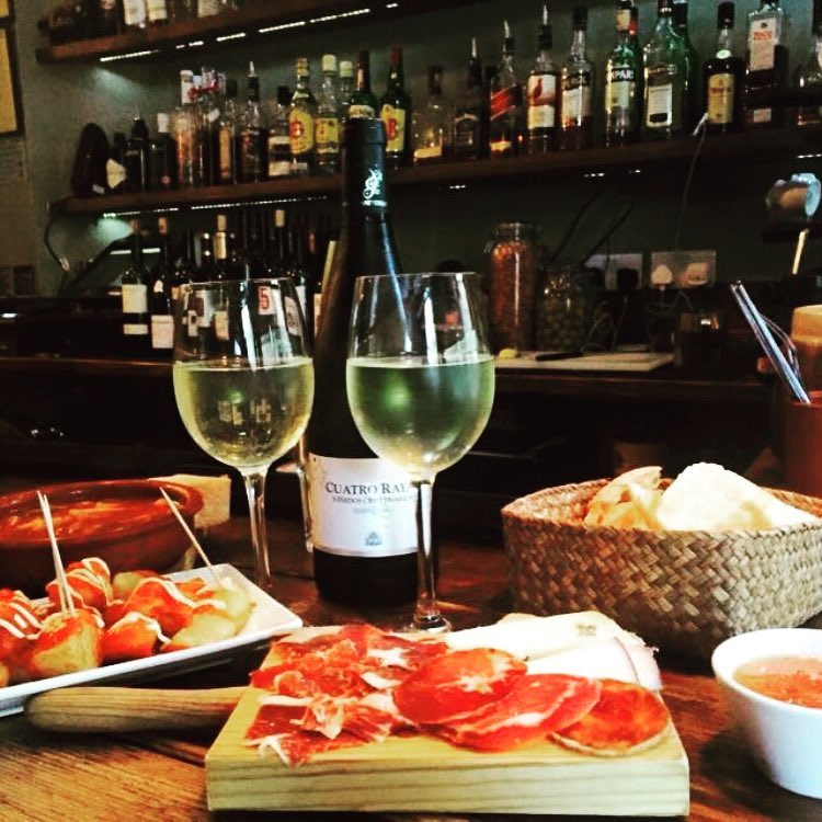 Top 10 places to eat tapas