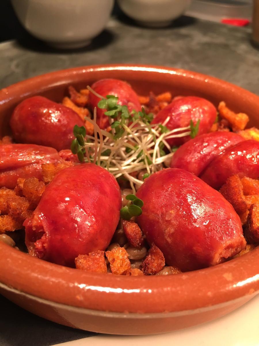 Top ten places to eat tapas