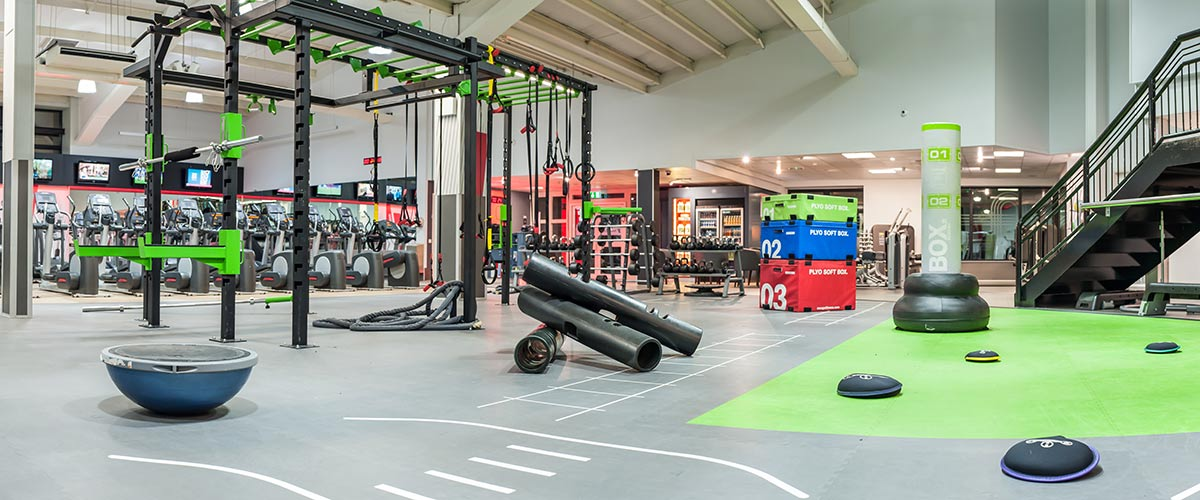 3 day gym pass london