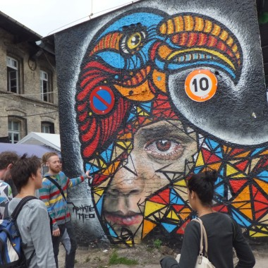 The Alternative Berlin walking tour