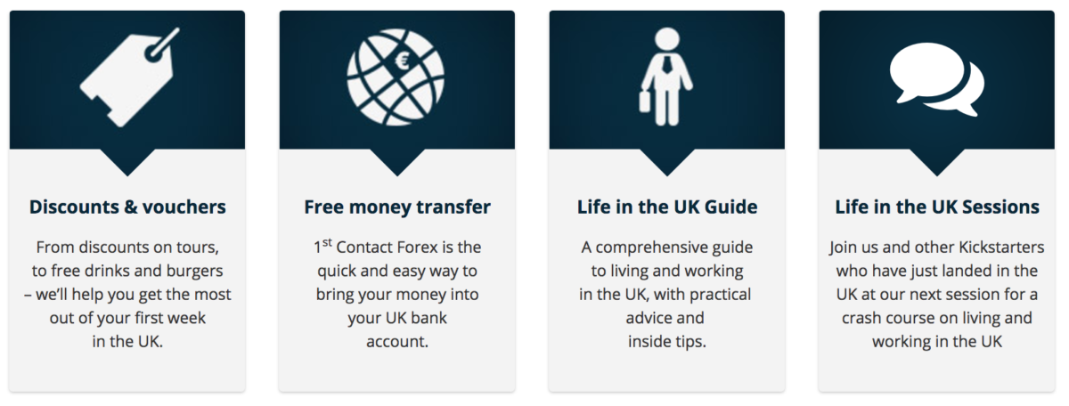 1st Contact UK Kickstart