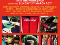 Vintage Vauxhall - A New Vintage Antiques Market in Lambeth