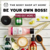 Become your own boss with The Body Shop