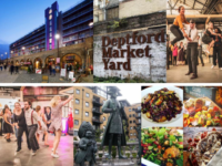 Free Swing Dance Classes and Dance Performances At Deptford Market Yard