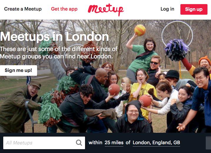 Meetup in London