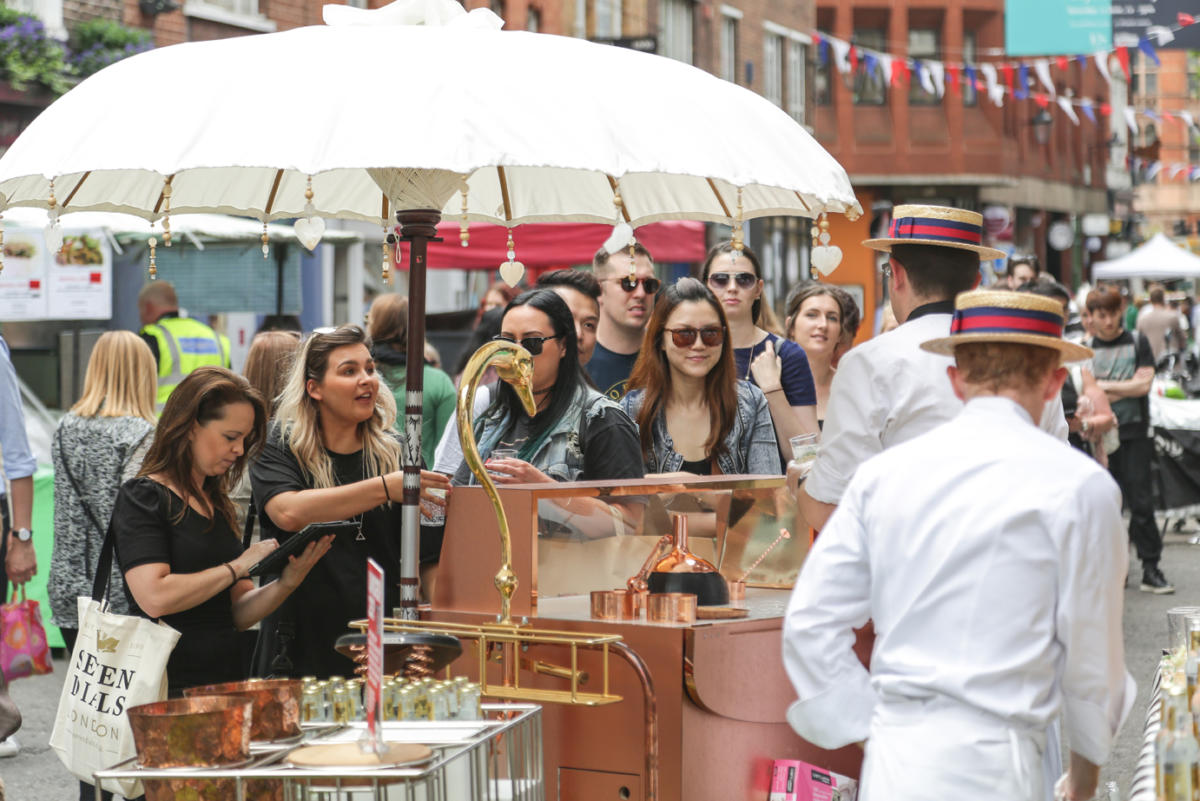 Seven Dials Fashion Feast