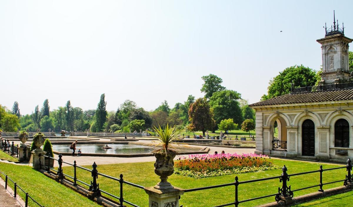 Beautiful Hyde Park