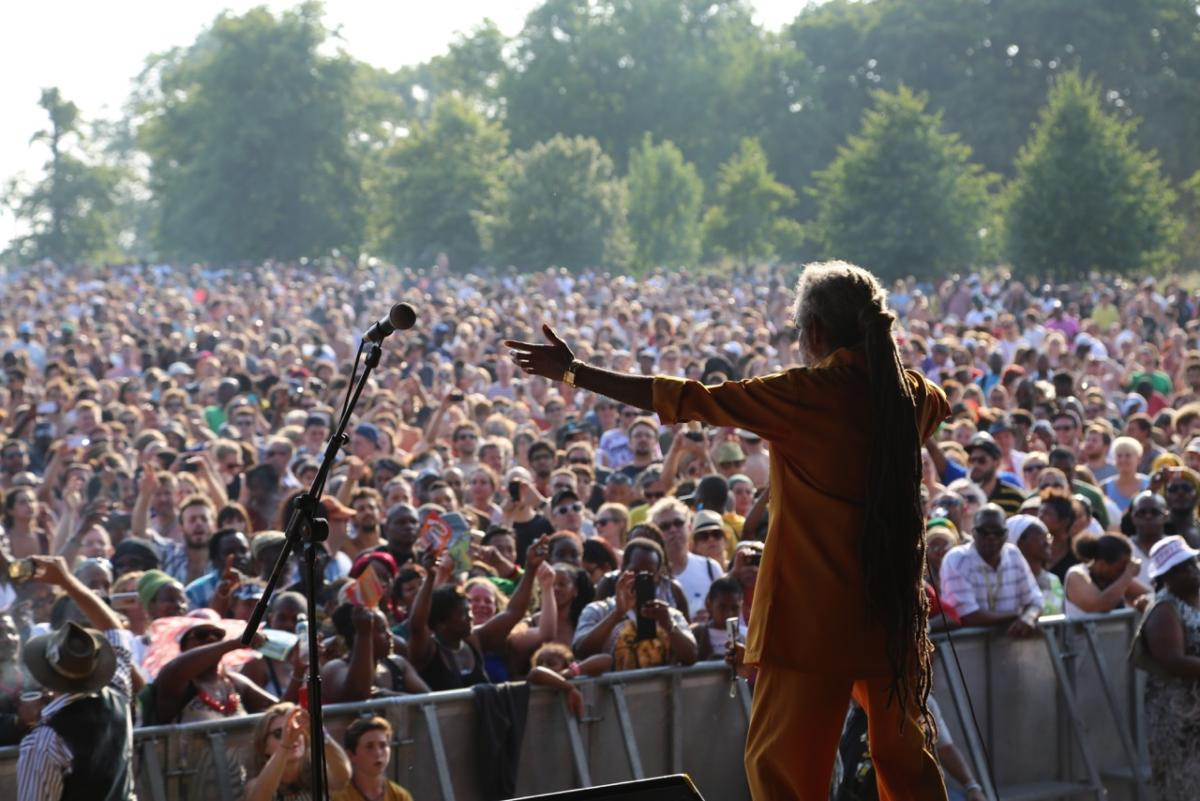 Music Stages at the Lambeth Country Show 2017