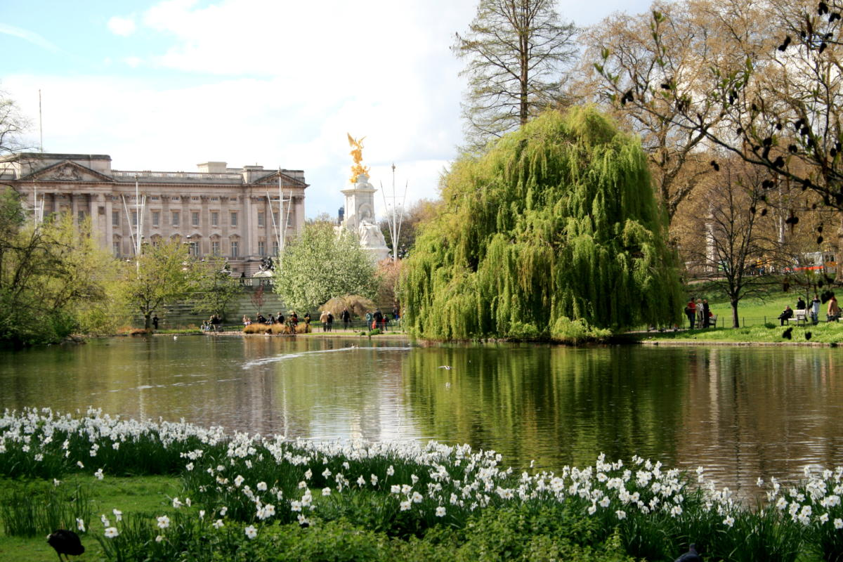 St James Park Royal Parks