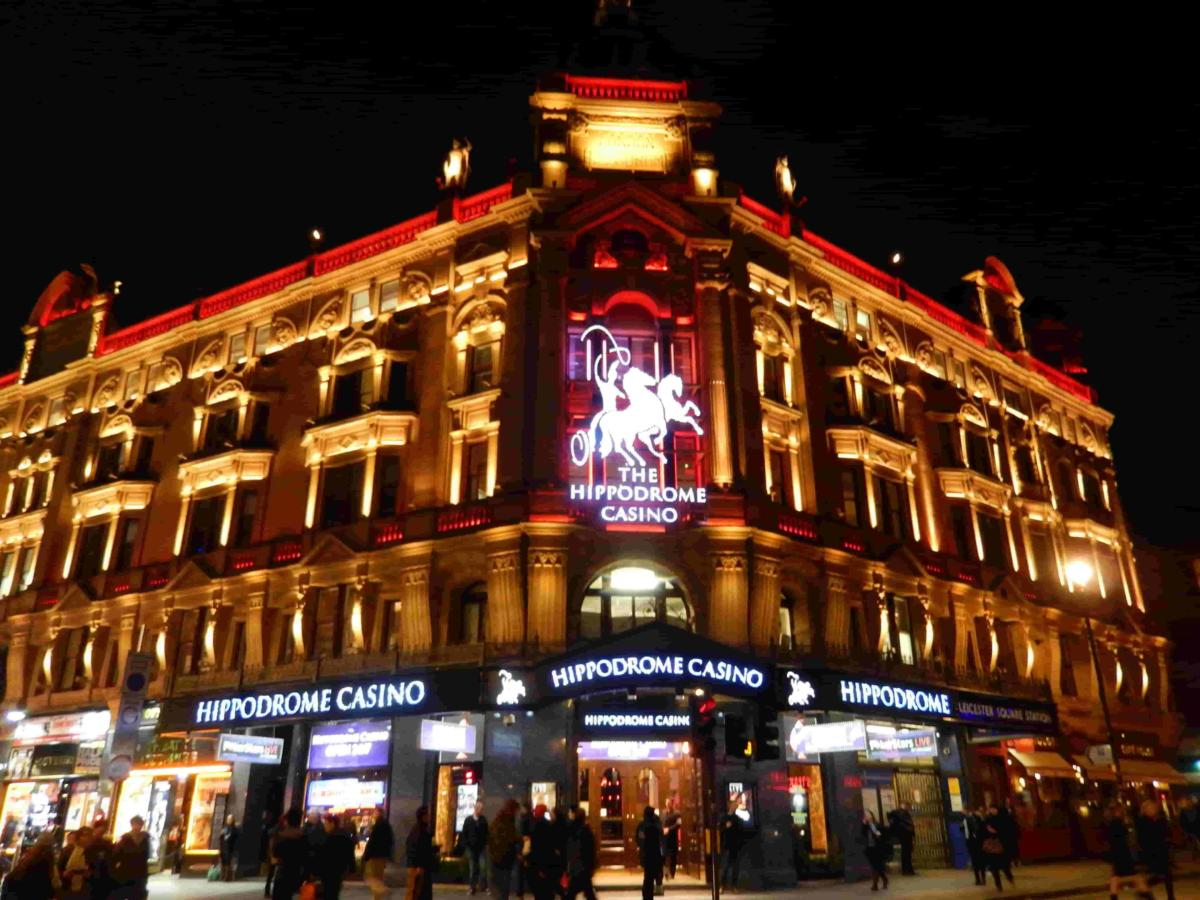 The_Hippodrome Casino - Leicester Square Station
