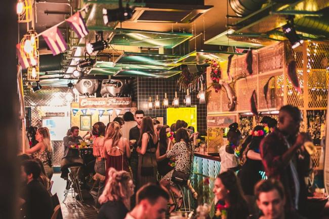 Happy Hour Bars in London - Barrio Bars London