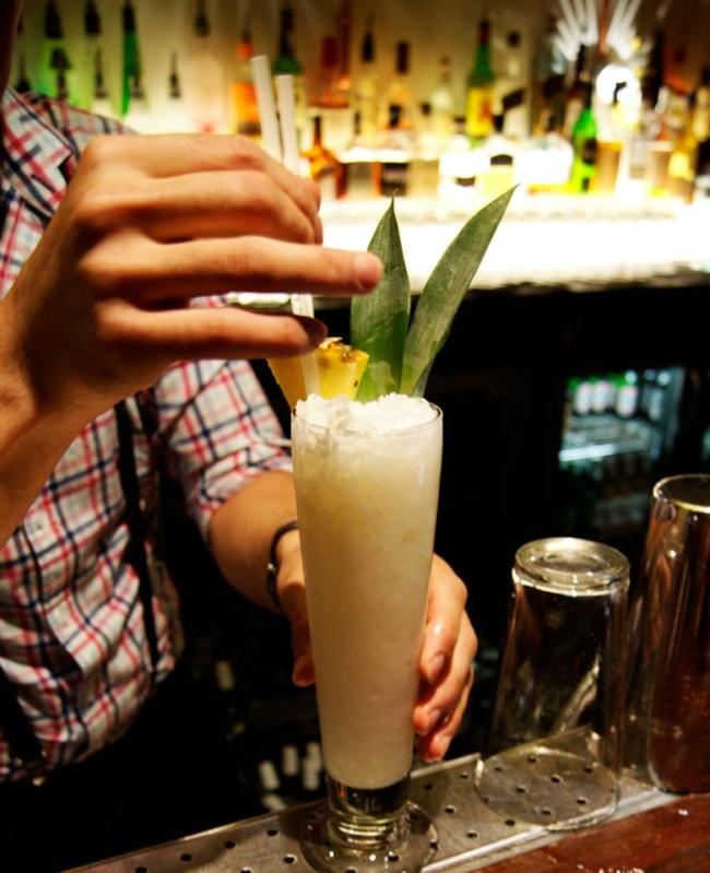 Happy Hour Bars in London - Patch Bar