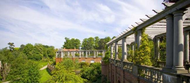 The Pergola and Hill Garden, Hampstead Heath