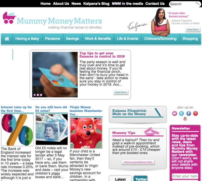 mummymoneymatters.com