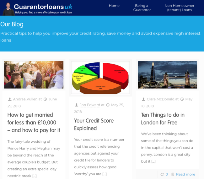 guarantorloansuk.net British Money and Financial Blogs You Should Be Reading