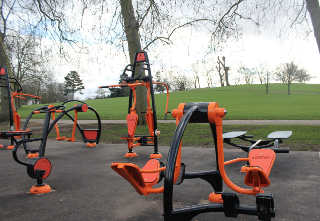 Top 5 Outdoor Gyms in London