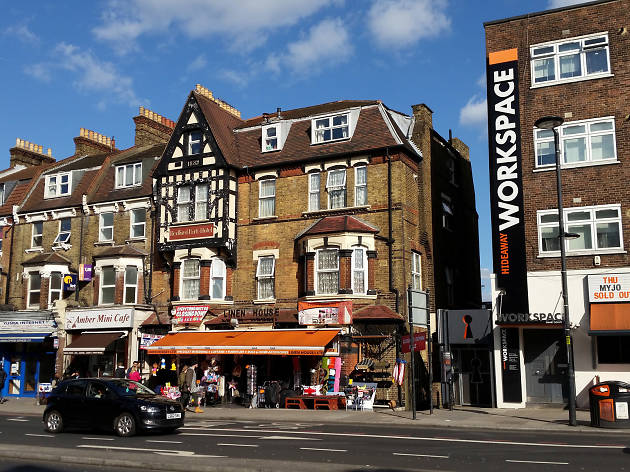 Streatham High Road