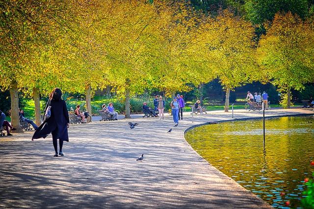 London walk