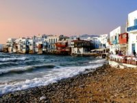 Mykonos, a wonder of Cyclades islands