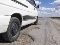Study finds that 9 in 10 Motorists are Affected by Potholes