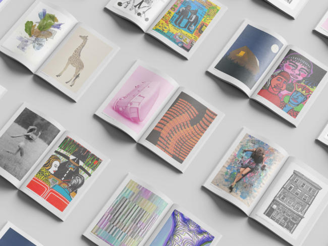 Megazine - An Entire Art Community in Your Pocket